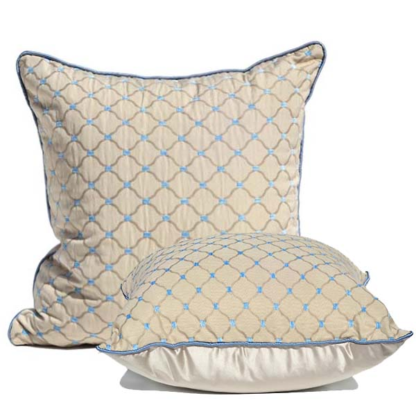 A Colorful High Quality High Quality Embroidered Design Creative Luxury  Cushions The Living Pillow Is A