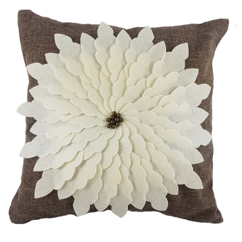 Luxury decorative pillows with high Quality beautiful flower - beauty