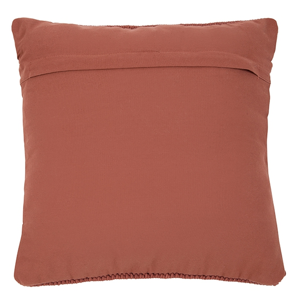 picture 2 of a luxury cushion with inlett, Model ROSV20_2